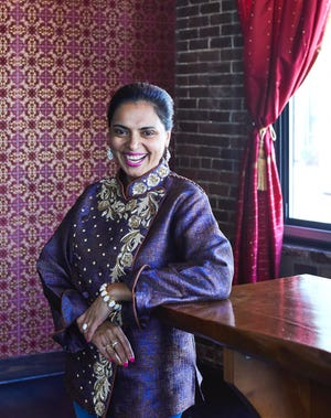 Indian chef Maneet Chauhan will be doing two cooking demonstrations at the Kohler Food and Wine Experience this weekend.