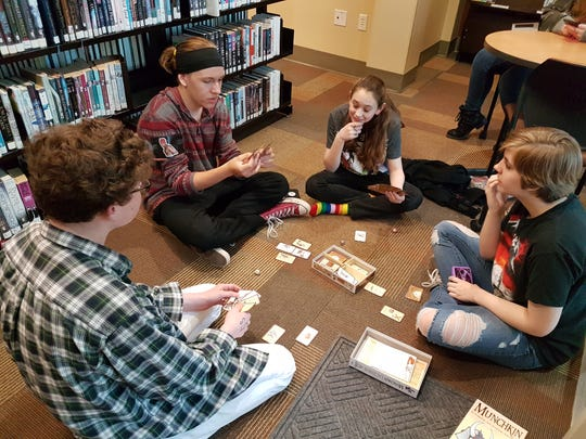 Teen Friday After Hours is the perfect place for teens to hang out one Friday a month. From 6:30-10:30 p.m. Friday, Oct.11, the Baxter County Library will host a haunted maze for teens to enjoy.