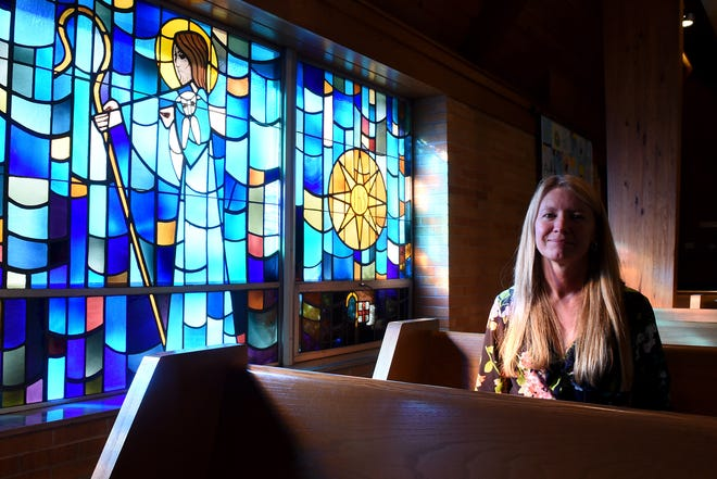 Deb Dingus, pastor of Holy Trinity Lutheran Church in Newark and United Way of Licking County Director, is celebrating 25 years of ordination this Sunday.