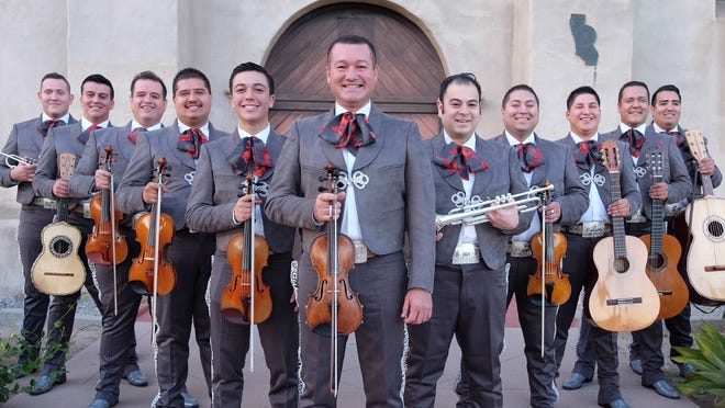 Mariachi Ángeles de Pepe Martinez Jr. will perform at this year's 26th annual Las Cruces International Mariachi Spectacular Concert Friday, Nov. 8.