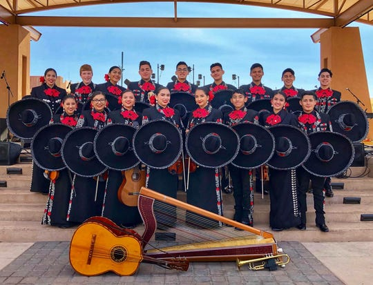 The winners of the Mariachi de Las Cruces 2018 International Cruise Conference Student Exhibition, Mariachi Rayos del Sol, from Tucson, AZ, will be presented at the 26th annual annual Mariachi International Concert of Las Cruces on Friday, November 8 .