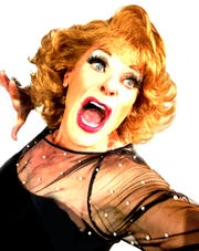 "Loren Freeman stars in ""Die, Mommie, Die!"" playing at Desert Rose Playhouse in Rancho Mirage."