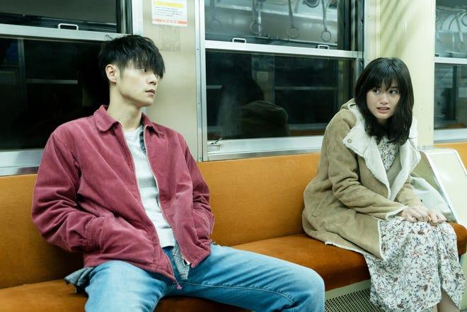 "Masataka Kubota (left) and Sakurako Konishi star in ""First Love."""