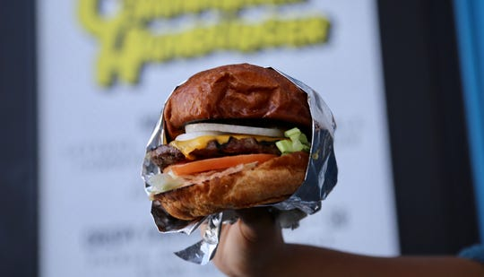 Commander Hamburger is now open at The Churchill in downtown Phoenix.