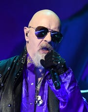 Rob Halford performs on June 29, 2019,