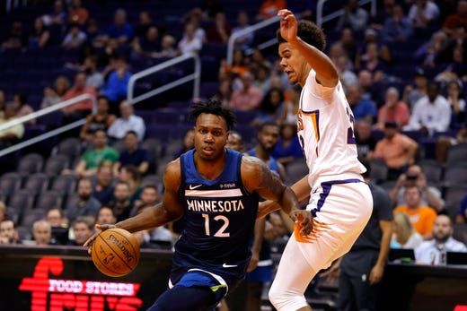 Phoenix Suns still have 'a lot of work to do' after preseason win