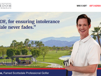 Ad campaign swings at Alliance Defending Freedom, hits Scottsdale instead