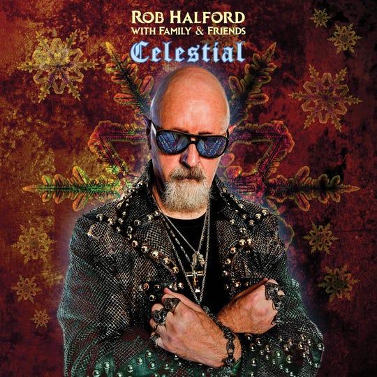 """Rob Halford album cover for """"Celestial."""""""