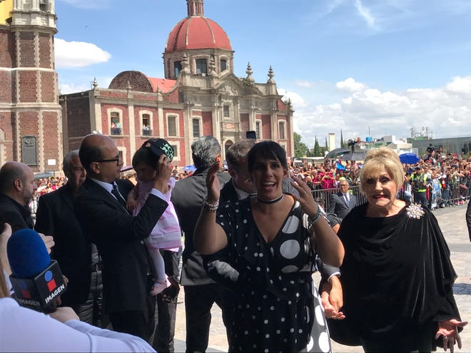 Marysol y Pepe agradecen de corazón, el amor del pueblo de México a su padre.