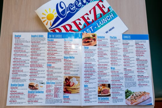 Ocean Breeze in Marysville is open from 7 a.m. to 3 p.m. seven days a week to serve lunch and breakfast.