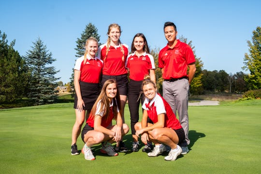 After two years without a girls' golf program, a team has returned to Port Huron High School after a student petitioned to the principal.