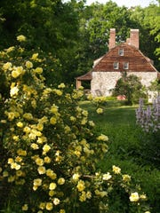 Mount Gulian Historic Site in Beacon is shown in spring.
