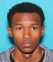 Clayton Wilson. Police said they are not releasing the photo of the second of the second suspect, Quentin Furlow Jr.