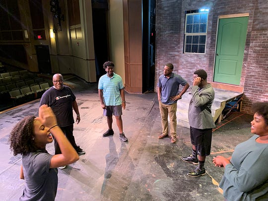 "FAMU Essential Theatre is presenting August Wilson's ""King Hedley,"" opening on Wednesday."
