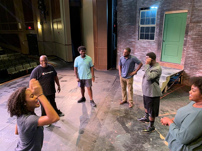 """FAMU Essential Theatre is presenting August Wilson's """"King Hedley,"""" opening on Wednesday."""