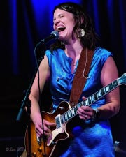 Joyann Parker performs Friday at Bradfordville Blues Club.
