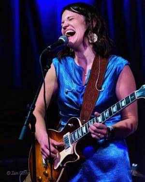 Joyann Parker performs Friday at Bradfordville Blues Club.