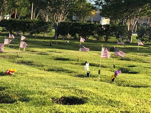 The Florida Department of Law Enforcement has closed an investigation that alleged Sebastian gave away valuable sand during the expansion of its cemetery on U.S. 1.