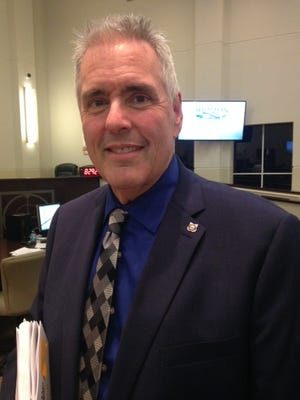 Sebastian City Attorney Jim Stokes announced he will resign his post.