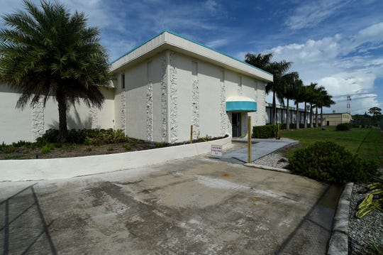 St. Lucie County is using this building at 2700 Industrial Avenue Three as a temporary animal shelter. It is the subject of a lawsuit between the county and Eric Jones, owner of Auto Care Center. The county is suing Jones for $177,217.66 past due rent and utilities for occupying the building for several years without paying rent or utilities. Jones wants to settle the suit by giving the county two trucks and a van that he estimates is worth a combined $52,000.