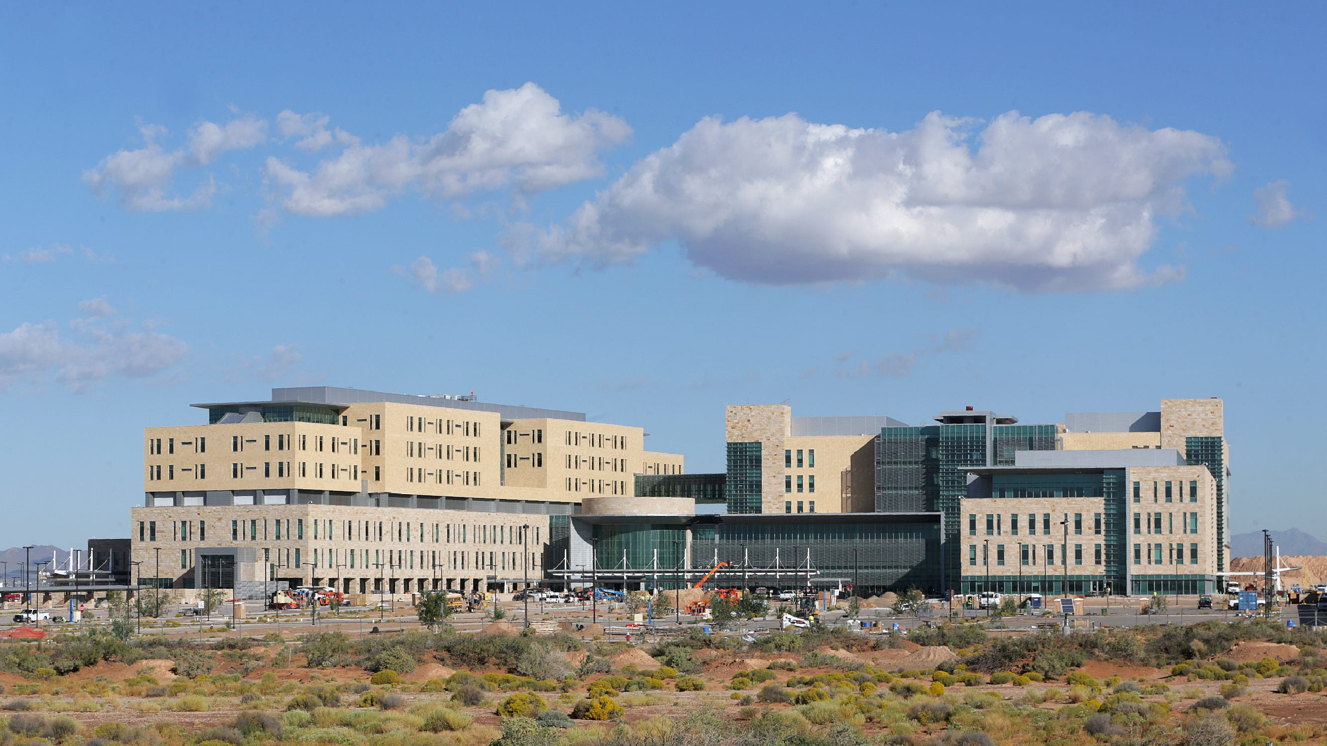 Problems delay opening Fort Bliss William Beaumont Army ...