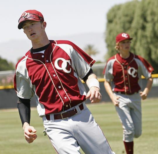 Trevor Gretzky starred on the baseball diamond at Oaks Christian.