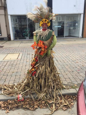 Wallace Middle School's entry claimed first place in Main Street Vineland's 2018 Scarecrow Challenge. Entries are now being accepted from schools, clubs and organizations for this year's contest.