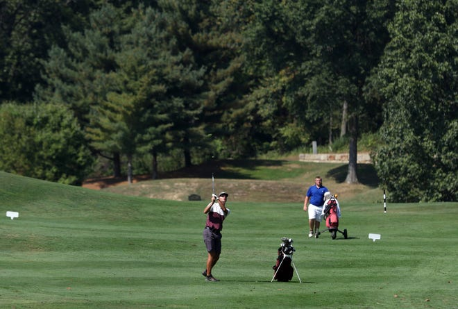 The John Glenn High School boys golf team is headed back to the state tournament this weekend.