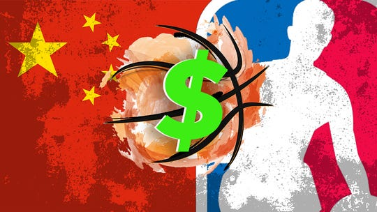 NBA shamefully proves that when it comes to profits, no foul can be too flagrant for China