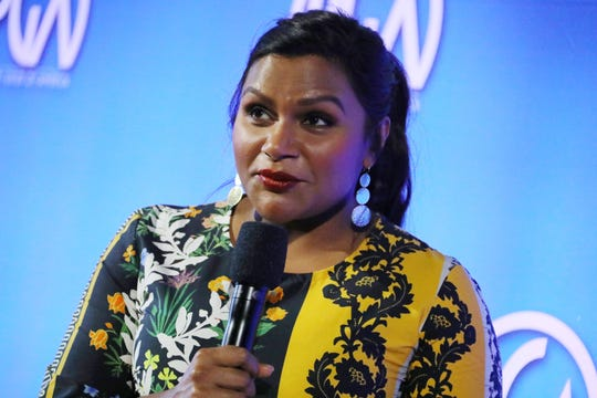Mindy Kaling reveals that she had to fight to get her name from being excluded on an Emmy nomination.
