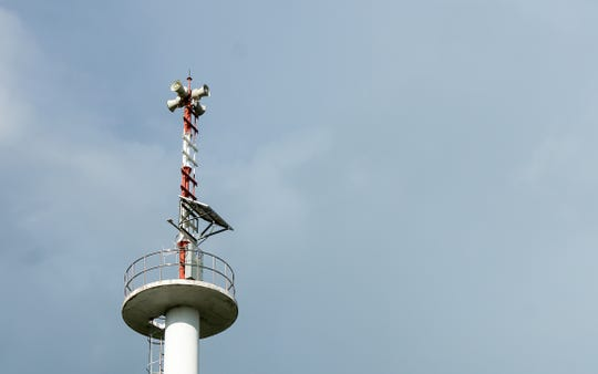 An Oct. 1 Civil Defense test found that nine of the 92 tsunami sirens on Hawaii didn't work.