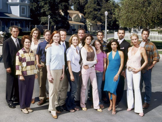"The cast of ABC's ""Desperate Housewives."""