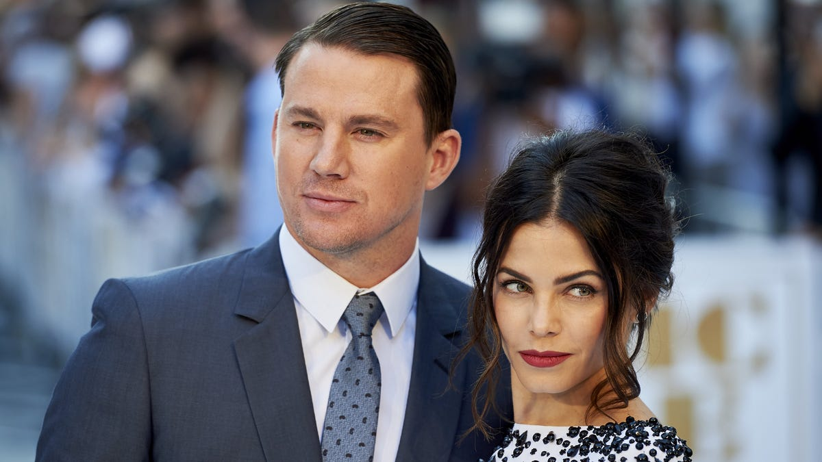 why did jenna and channing split