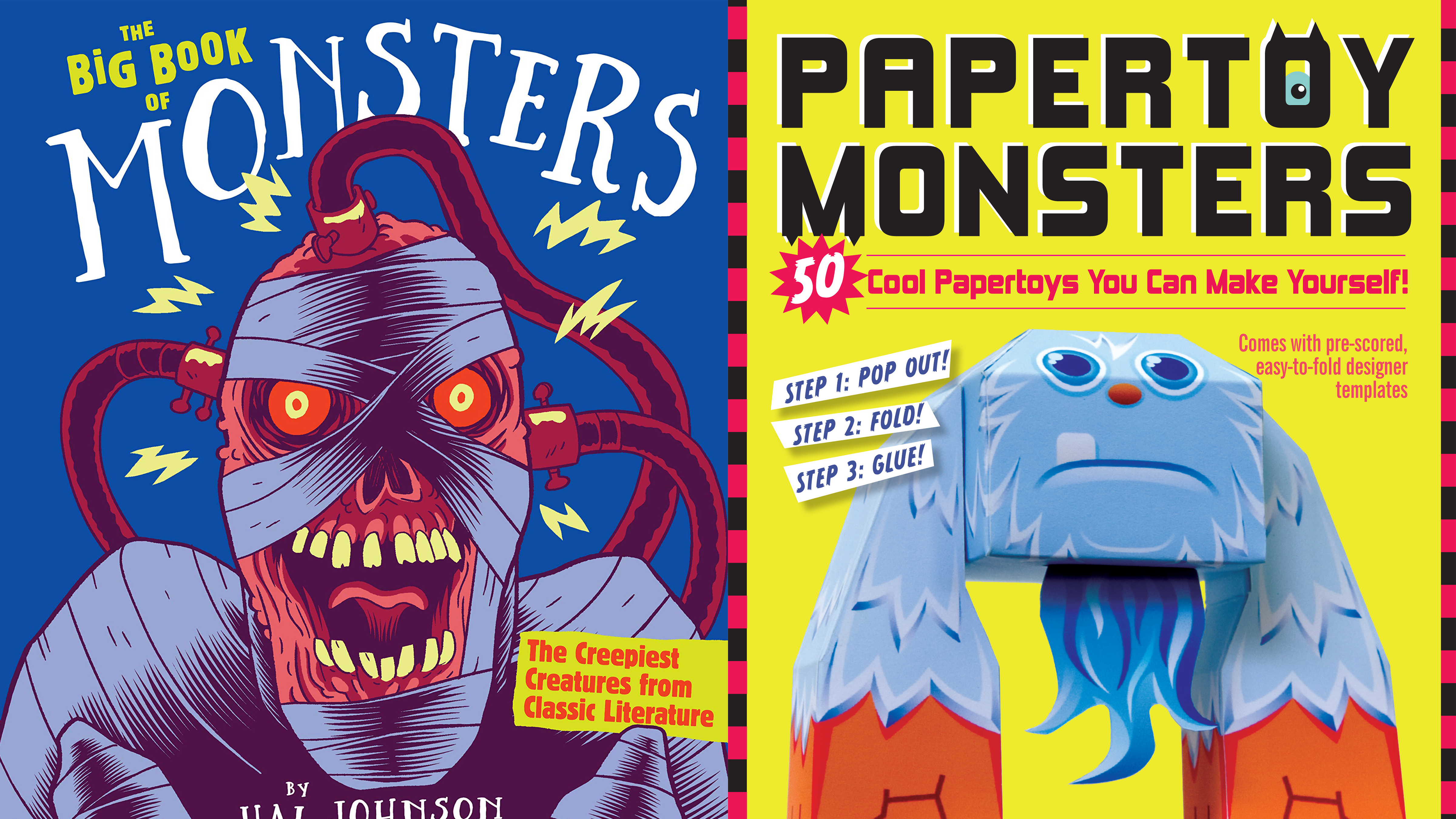 11monster books for kids of all ages