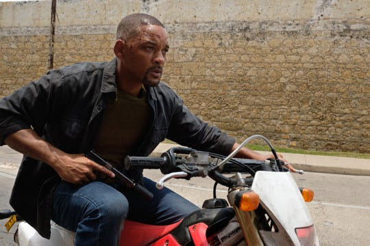 """Will Smith stars as a middle-aged assassin whose retirement doesn't go as planned in """"Gemini Man."""""""