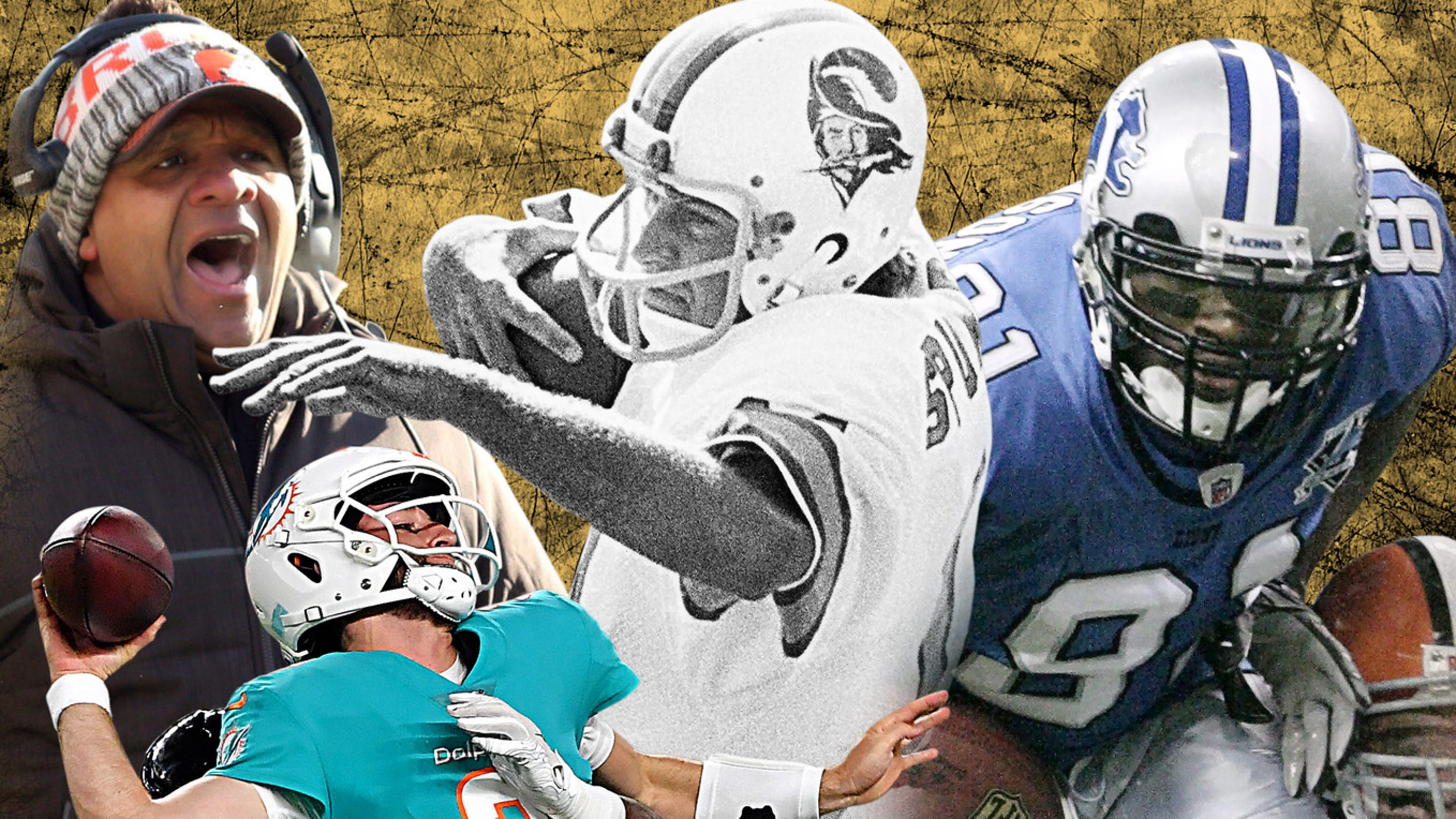 NFL's 100 worst teams of all time: Could Dolphins, Redskins join most hopeless in history? - USA TODAY thumbnail