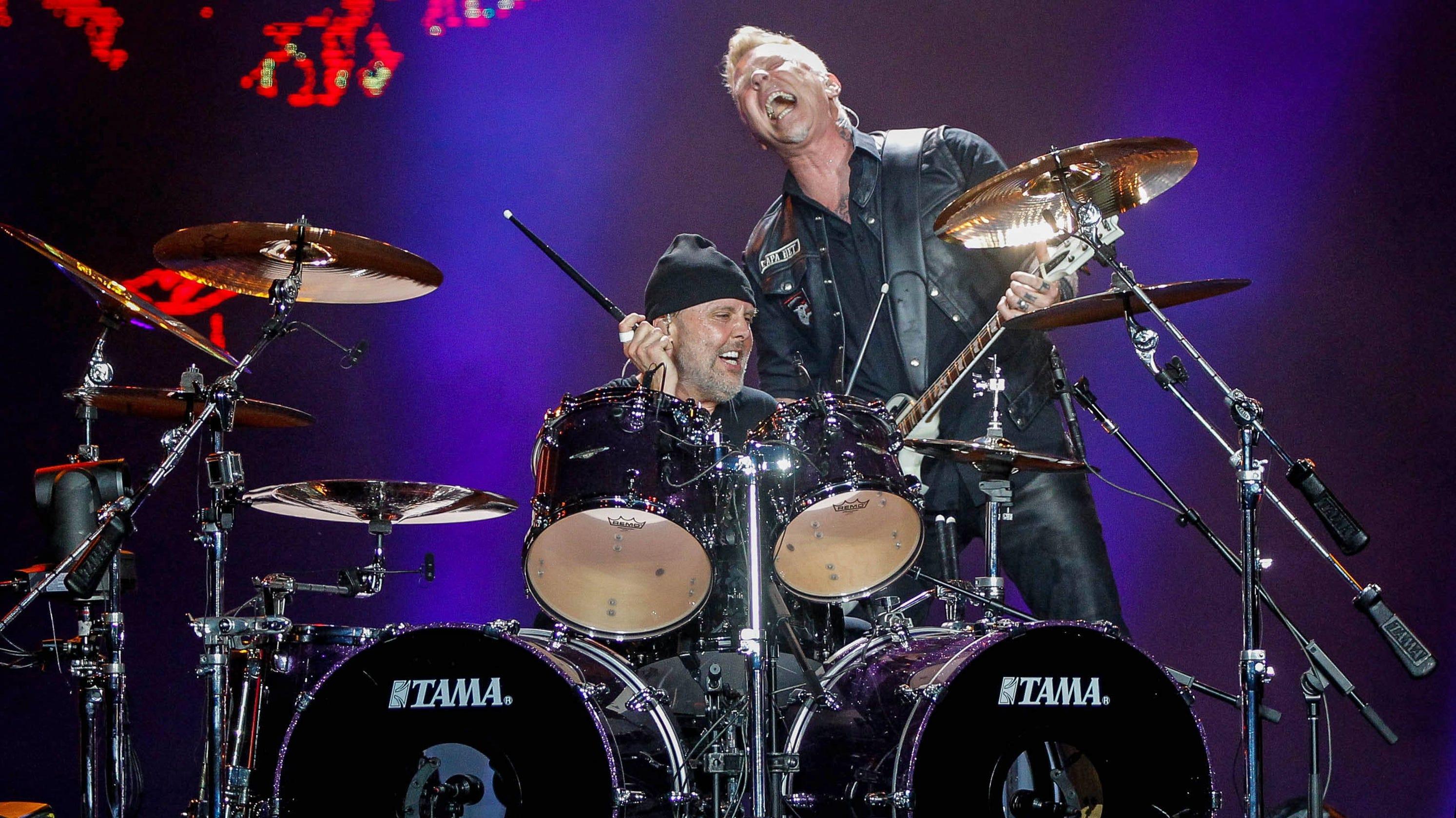 James Hetfield is my hero says Lars Ulrich | Louder