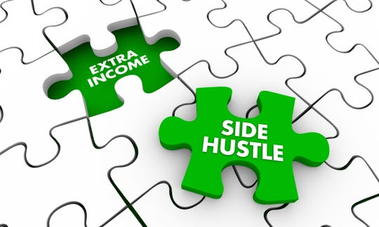 A side hustle can be a good way to combine something you love with more money in your pocket.