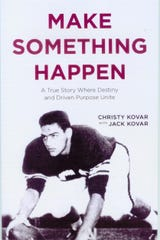 'Make Something Happen: A True Story Where Destiny and Driven Purpose Unite' by Christy Kovar
