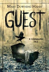 """""""Guest: A Changeling Tale"""" by Mary Downing Hahn"""
