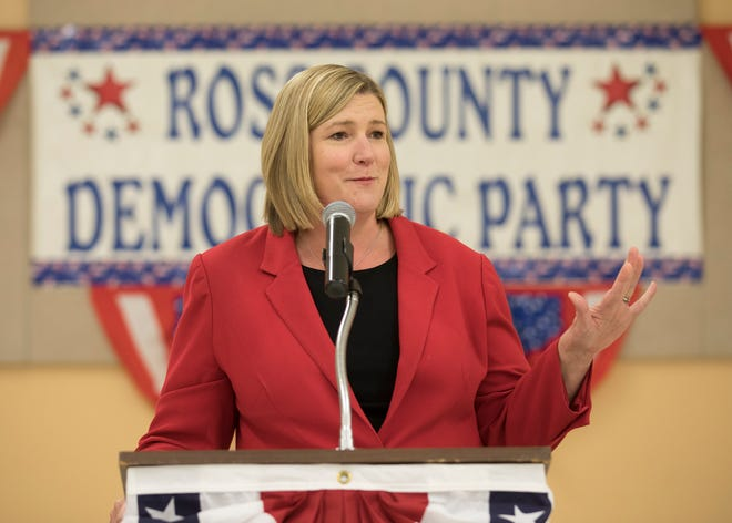 Dayton Mayor Nan Whaley is running to be the Democratic nominee for Ohio governor in 2022.