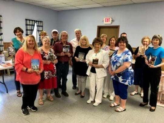 Comprised of writers, readers and more, Sisters in Crime Central Jersey, a chapter of the national organization, works to promote female mystery/crime writers and meets monthly at the Jamesburg Senior Center.