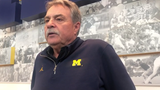 Michigan defensive coordinator discusses the use of Jordan Glasgow in a goal-line defense at Wisconsin.