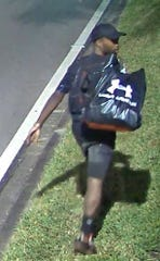 Police are looking to identify this man who allegedly took about $3,500 worth of perfume from an Estero store.