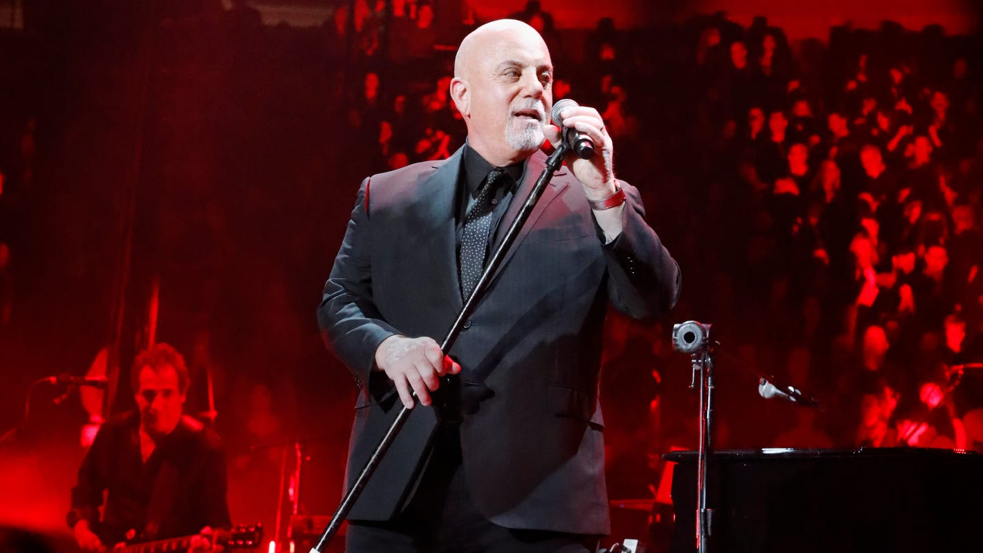Billy Joel coming to Notre Dame Stadium in June 2020