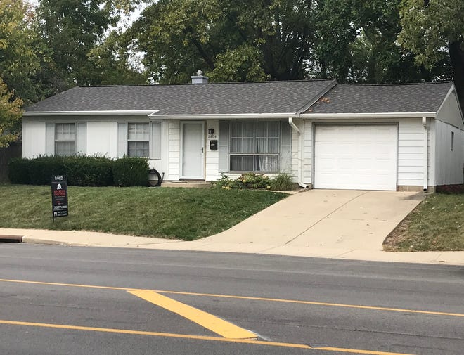 Burglars struck in the 2400 block of Brady Lane Thursday morning, and they fired a shot at the homeowner's son, when he interrupted them, according to Lafayette police.