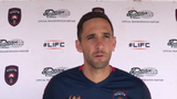 Hear from Lansing Ignite coach Nate Miller and captain Brandon Fricke as they prepare to play Greenville in the USL League One semifinals.