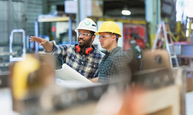 Planning for a career in construction can lead to an in-demand career, financial gain and opportunities for advancement.