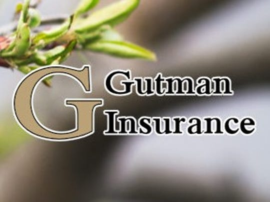 Gutman Insurance agency logo