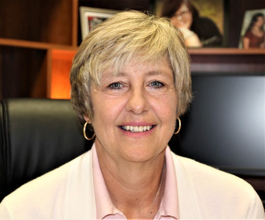 Kelly L. Carr is auditor of the City of Marion. She is in her third term in office and is seeking reelection in the Nov. 5 general election.